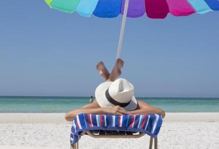 Los efectos del sol en nuestra piel en verano