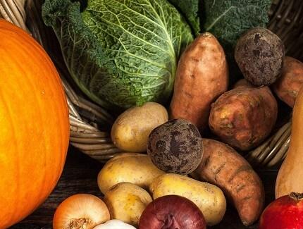 8 alimentos de otoño para nutrir tus defensas