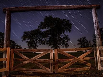 Calendario de lluvia de estrellas 2020