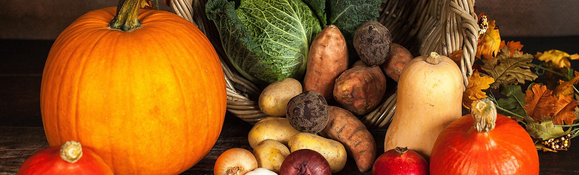 8 aliments de tardor per a nodrir les teves defenses