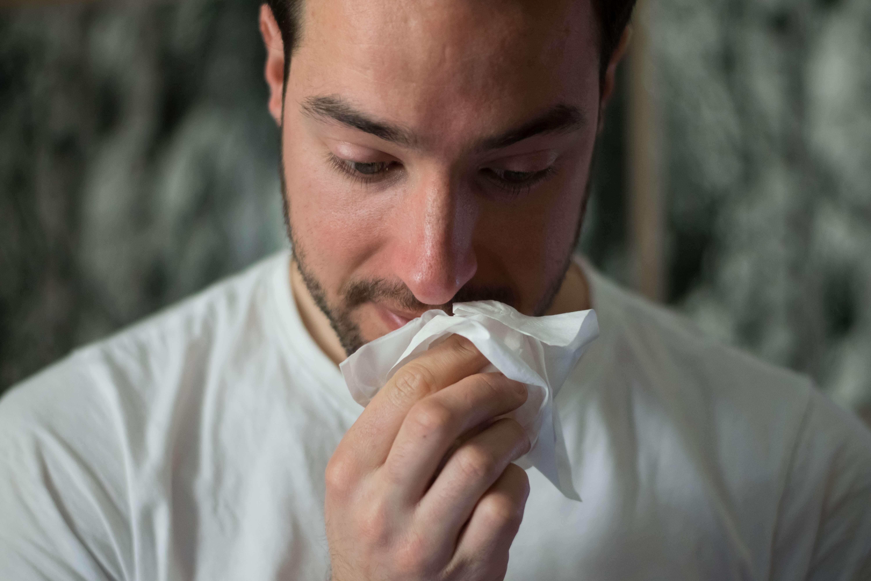 Alergia ambiental en invierno