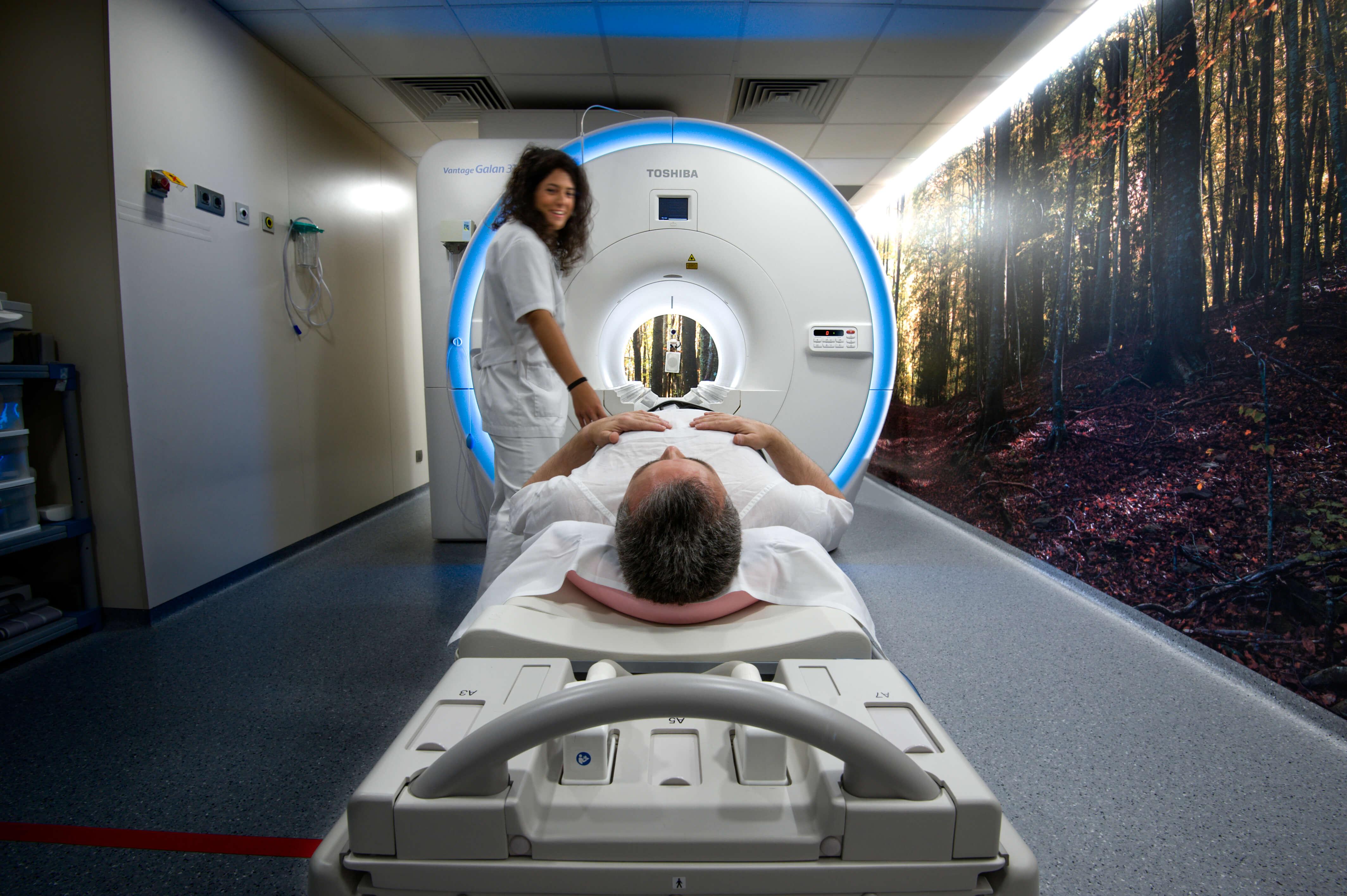 Creu Blanca dispone de resonancias magnéticas de última generación