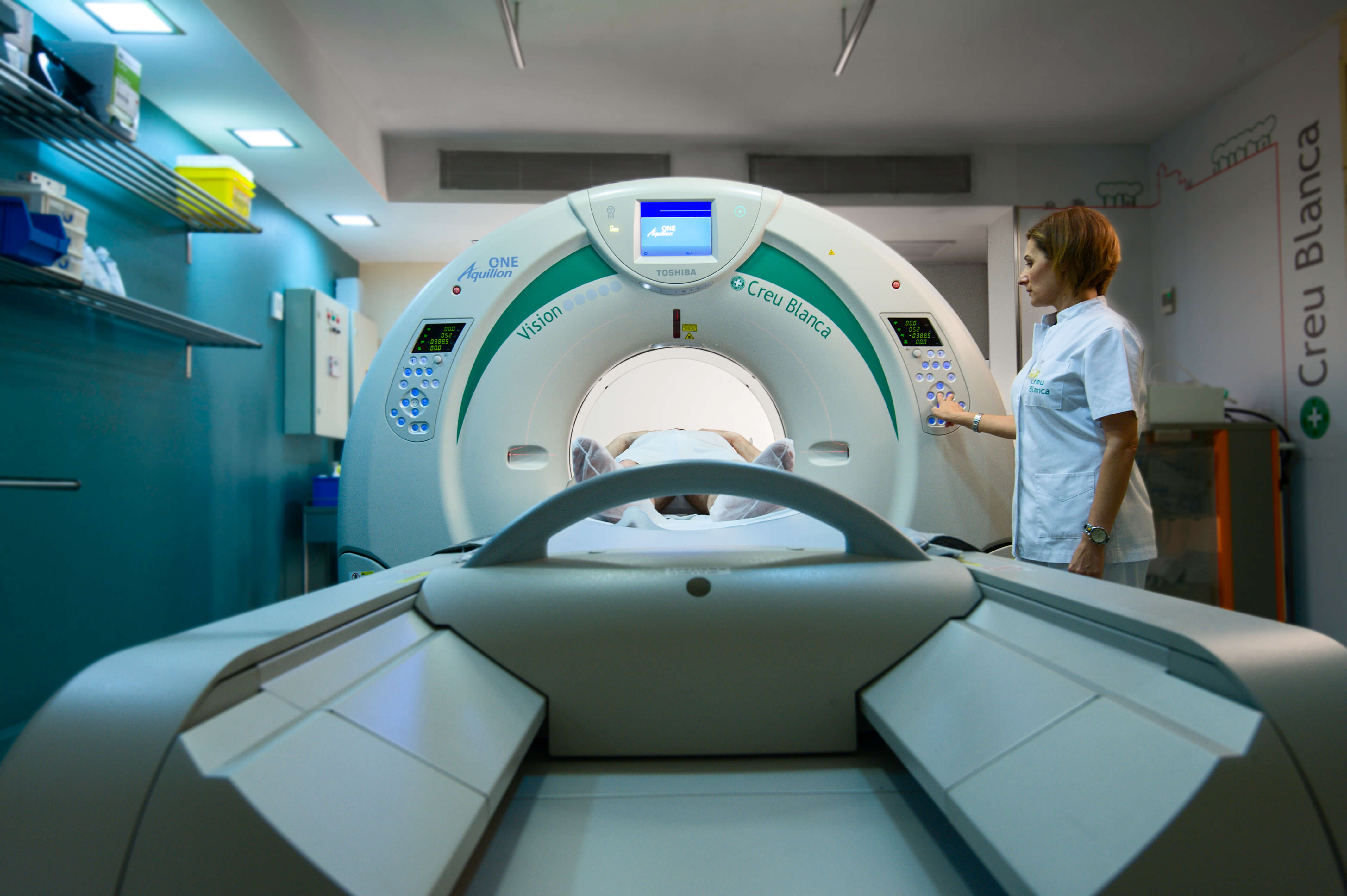 El TAC, herramienta de primer orden en la detección de múltiples patologías