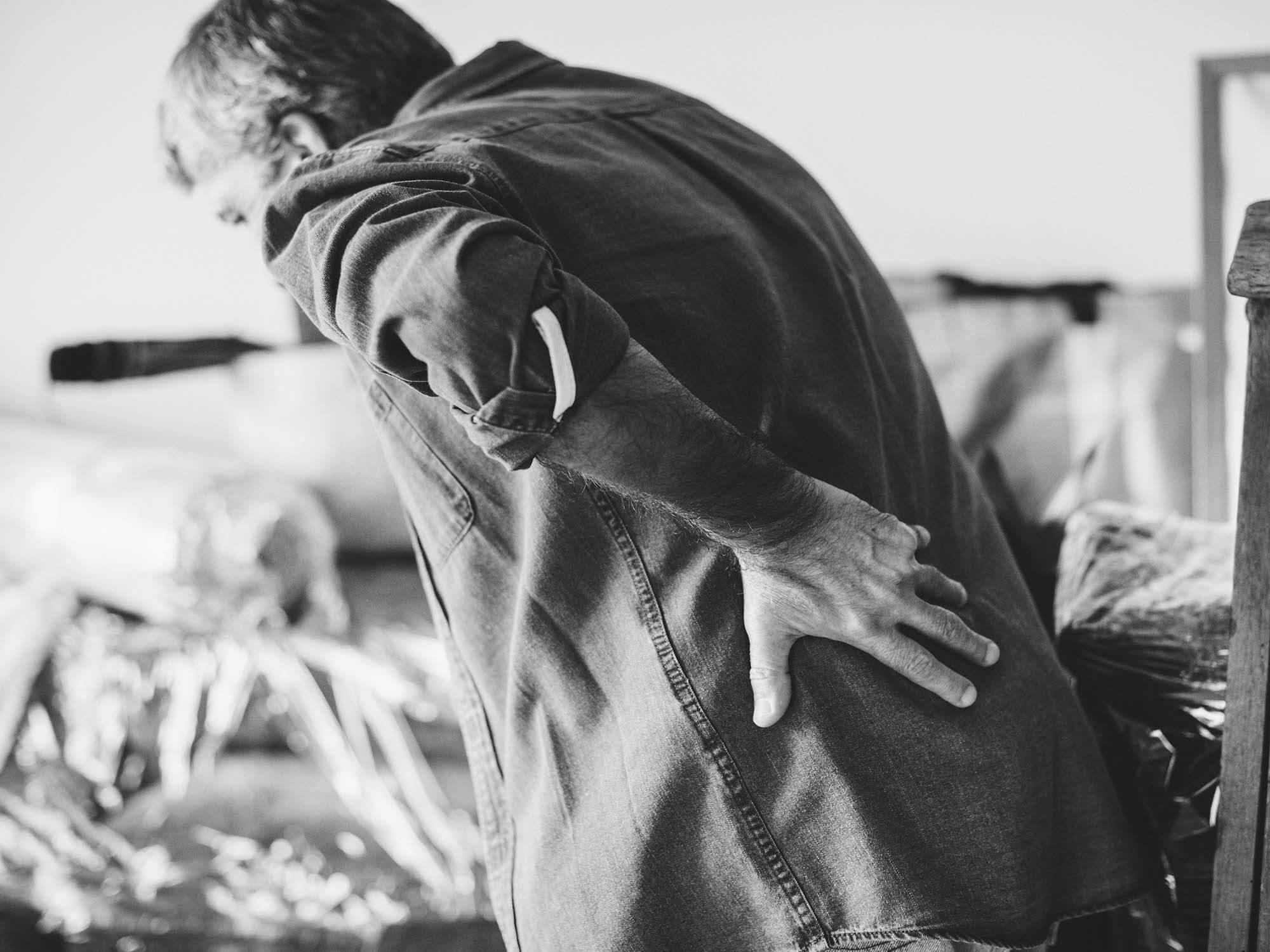Terapia regenerativa para el tratamiento del dolor lumbar crónico