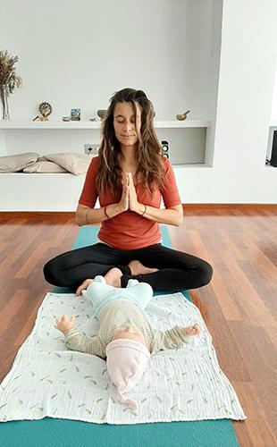 Yoga para niños, la nueva moda entre mamás